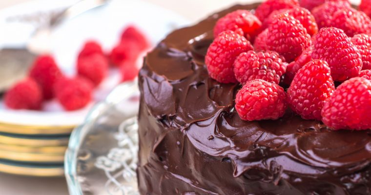 Chocolate-Almond Torte (grain-free, dairy-free)