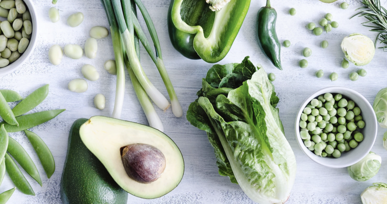 Zucchini and Avocado Salad with Lemon-Thyme Dressing